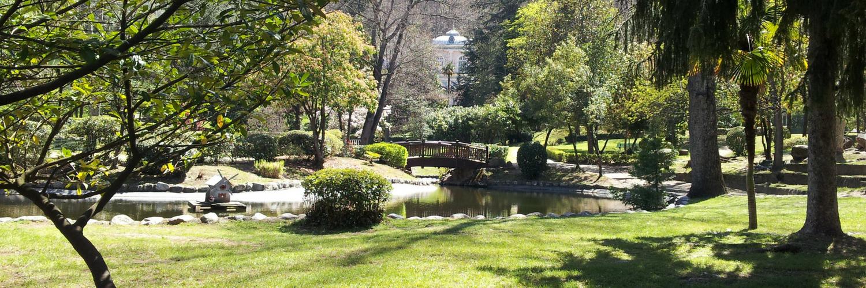 Thermes de Vernet - Parc du Casino